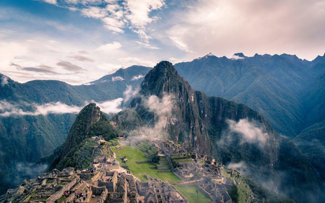 La découverte du Machu Picchu